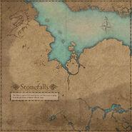 Stonefalls Map (ESO)