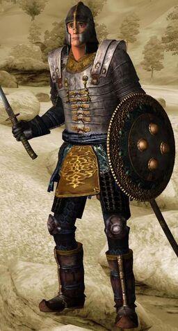 Blades Armor