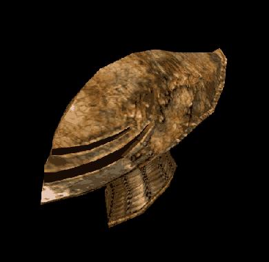chuzei native bonemold helmet morrowind