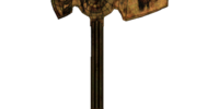 Dwarven Warhammer (Oblivion)