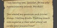 Note from Firuin