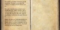 Calo's Journal