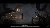 Angof's Sanctum Loading Screen