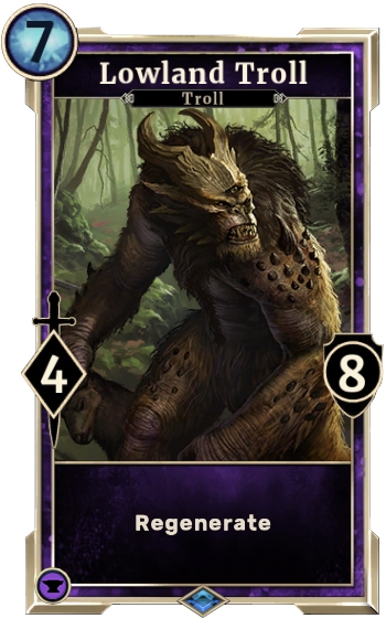 Lowland Troll (Legends)