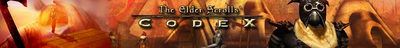 The Elder Scrolls Codex Banner