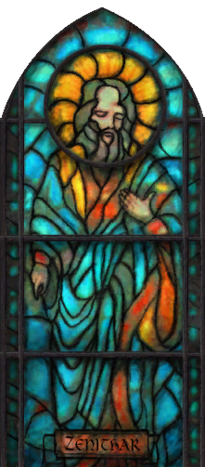 Zenithar Stained Glass