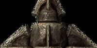 Broken Iron Mace Head
