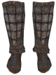 Chainmail Boots Female