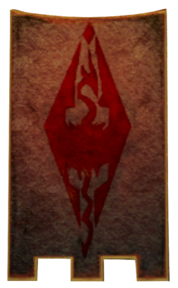 Imperial Cult Banner - Morrowind