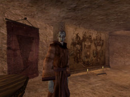 Ghostgate Tower of Dawn Tribunal Frescoe Morrowind