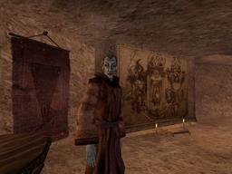 Ghostgate Tower of Dawn Tribunal Frescoe Morrowind