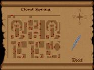 Cloud Spring full map