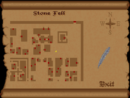Stone fell view full map