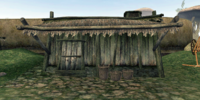 Dren Plantation, Helvi's Shack