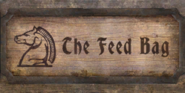 TESIV Sign Feedbag
