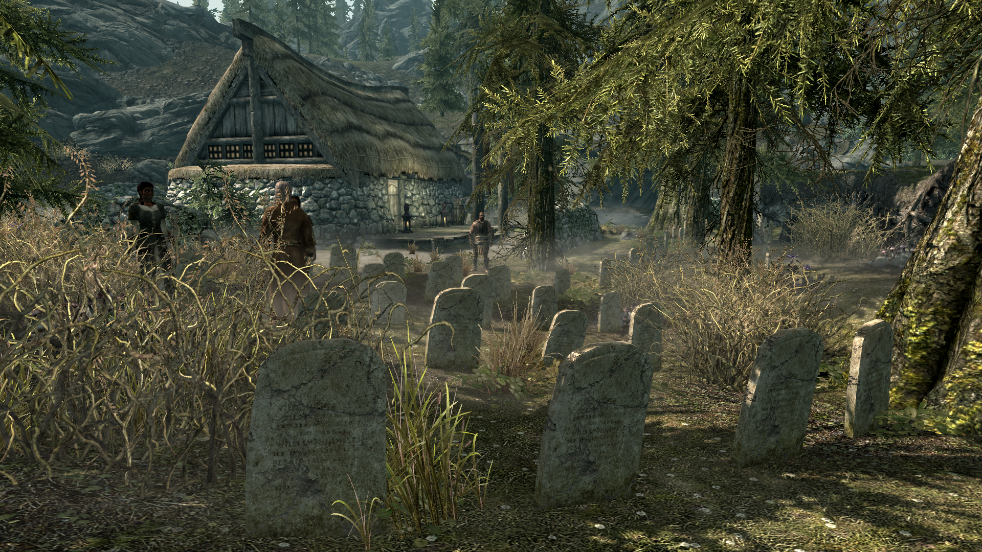 how to get a place in falkreath