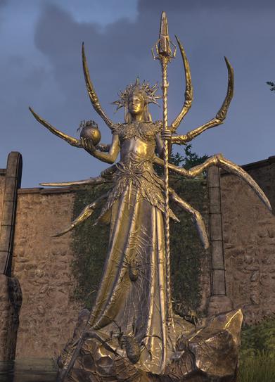 File:Mephala Spiral Skein Statue.png
