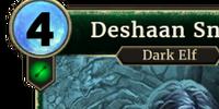 Deshaan Sneak