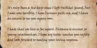 Letter to Rulassalmo