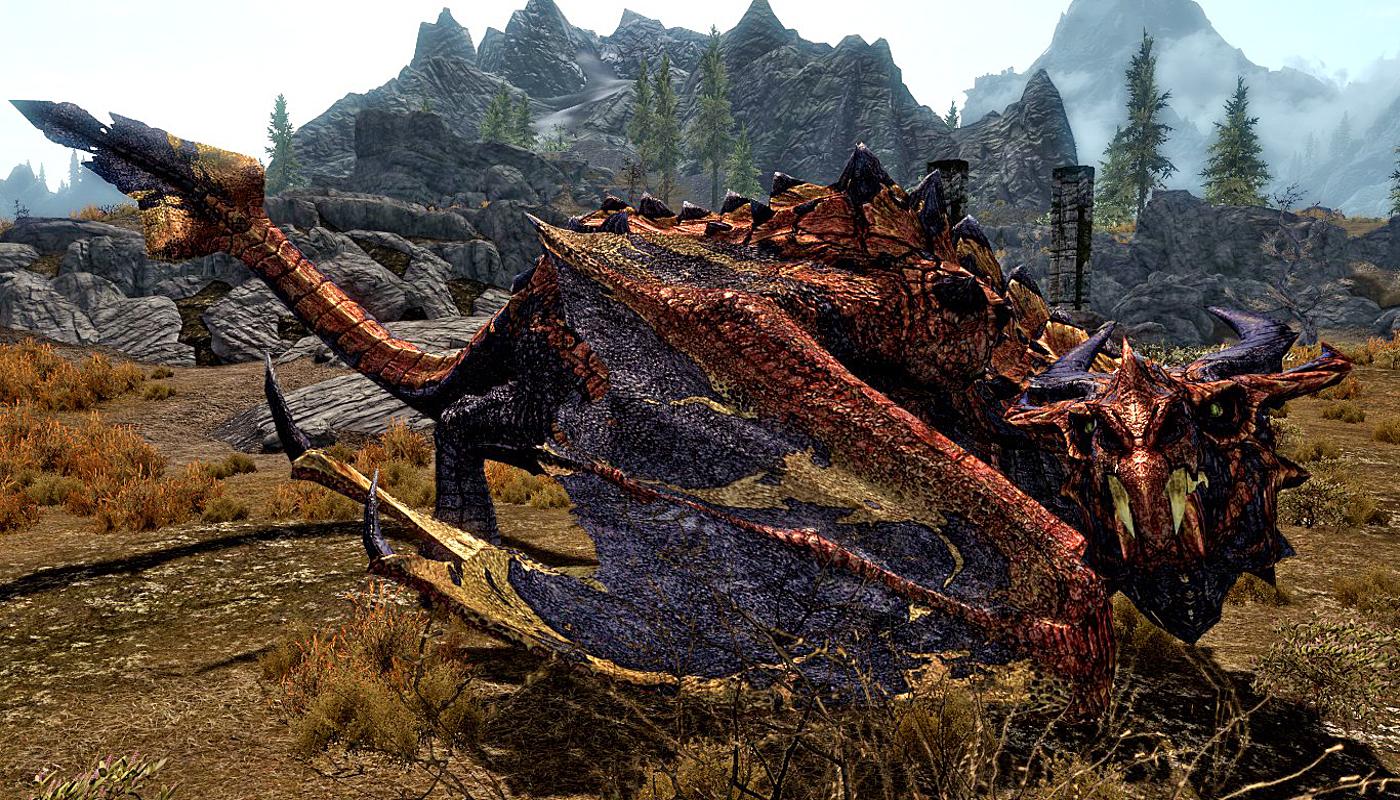 ancient dragon elder scrolls fandom powered by wikia