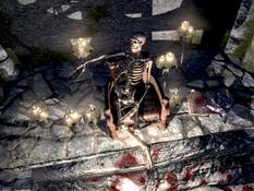 Malyn Varen's Skeleton
