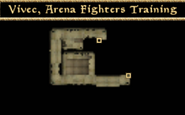 Arena Fighters Training - Interior Map - Morrowind