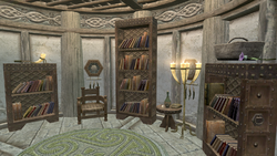 Hearthfire Library