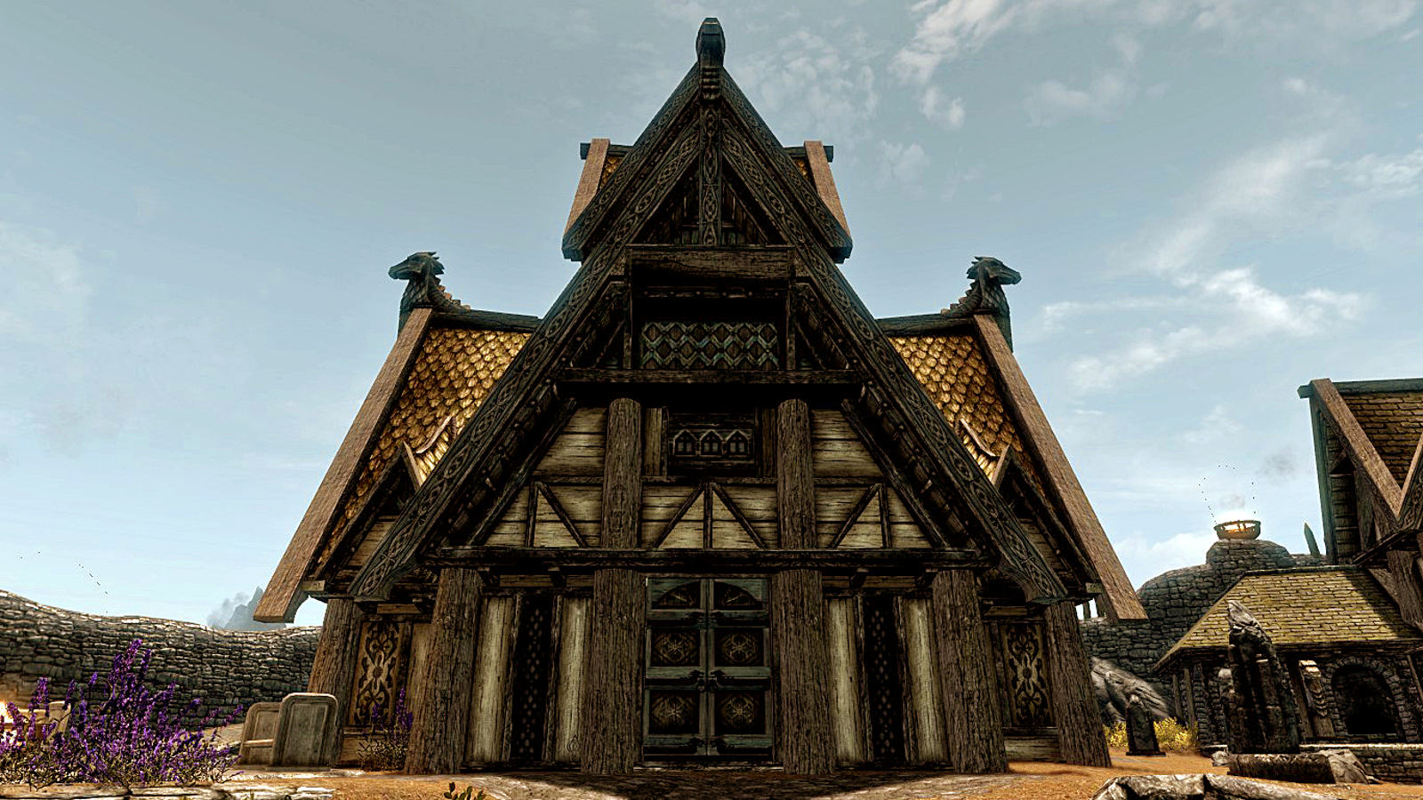 How To Buy A House In Whiterun House Plan 2017