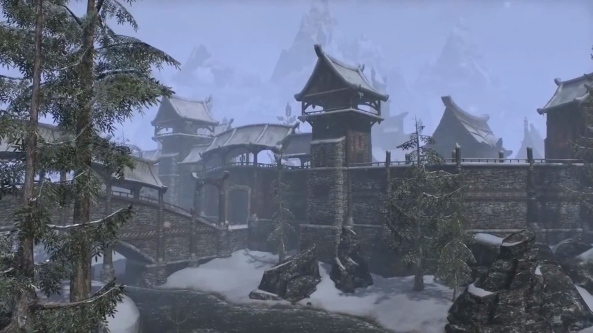 eso how to get to windhelm