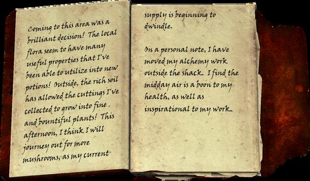 File:Alchemist's JournalV1 Page1-2.png