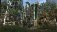 Ayleid Ruins in High Rock