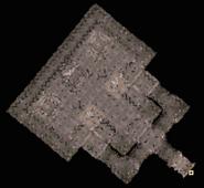 Azura's Shrine - Interior Map - Morrowind