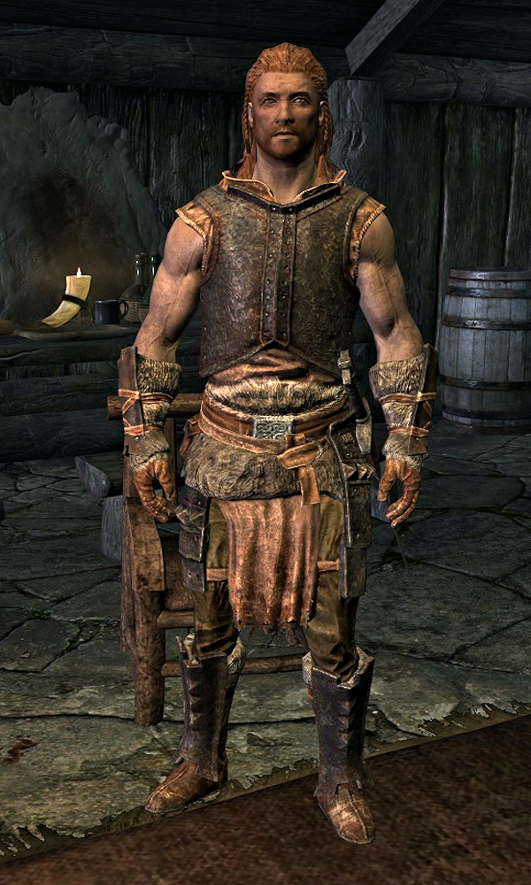 Erik The Slayer Elder Scrolls Fandom Powered By Wikia
