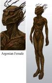 Argonian Female