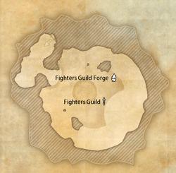 Elden Tree Fighters legend map (online)