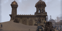 Mages Guild Tower