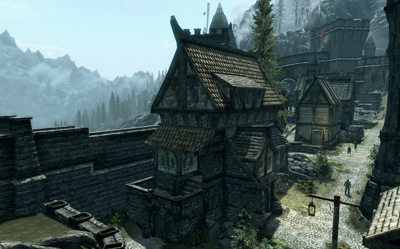 Materials Needed To Build A House In Skyrim