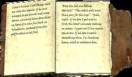 Fisherman's Journal Version 1