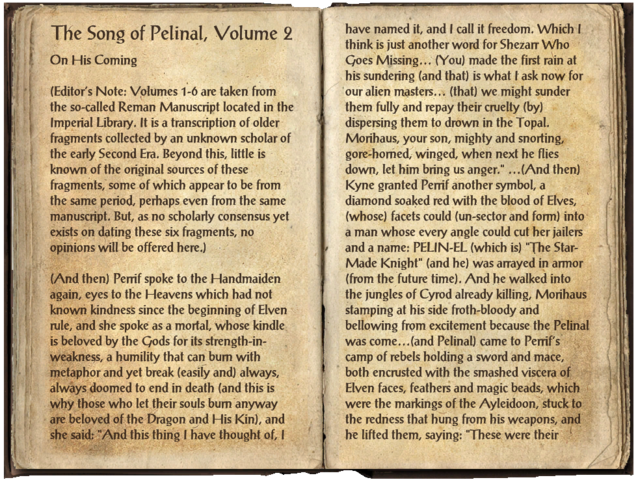 File:The Song of Pelinal, Volume 2 - 1.png