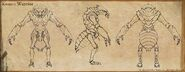 Kwama Warrior Concept