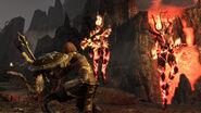 Two Flame Atronachs