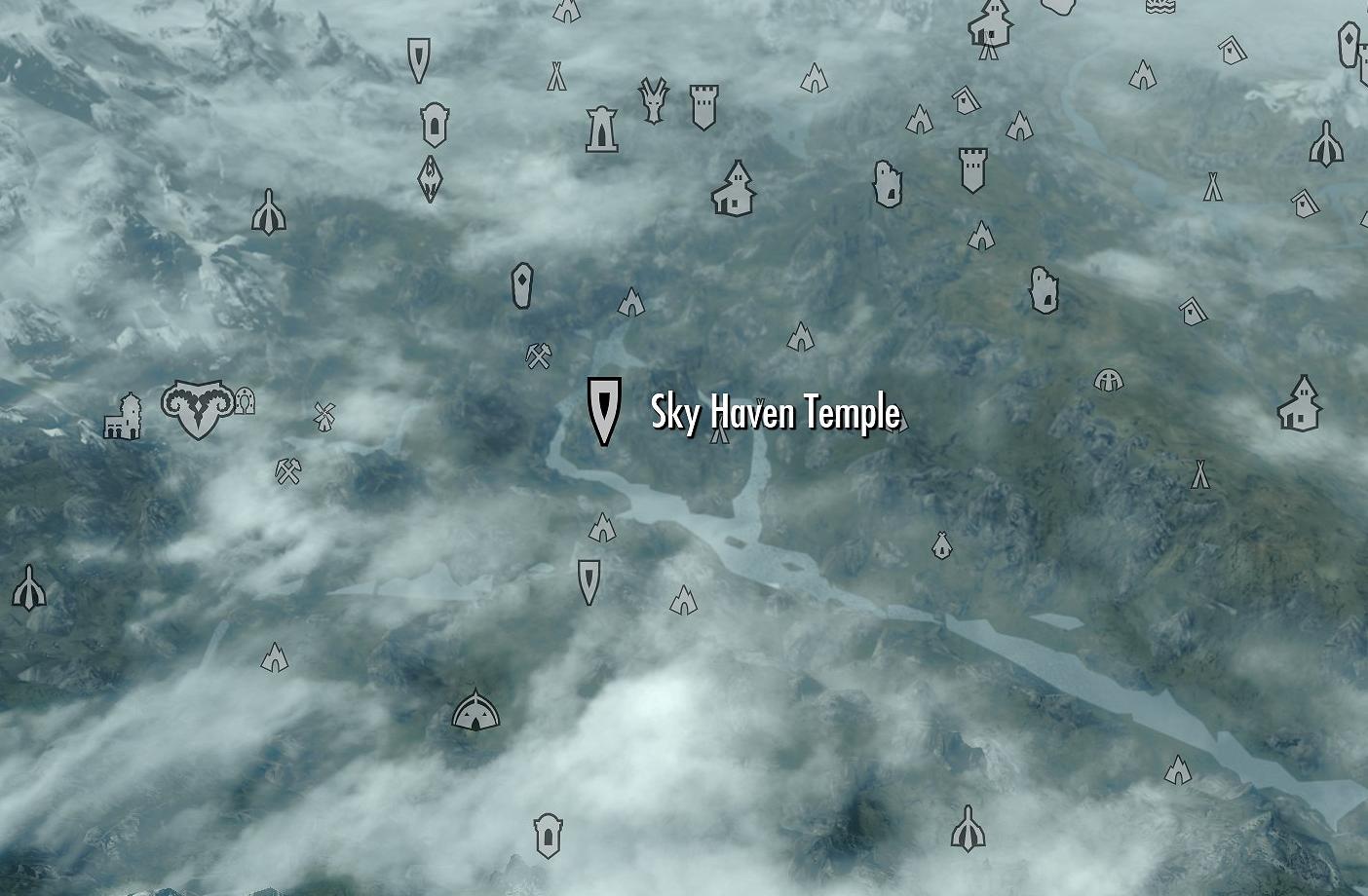 Где находиться небесная гавань