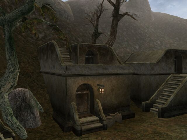File:TES3 Morrowind - Balmora - Vorar Helas' House exterior.jpg