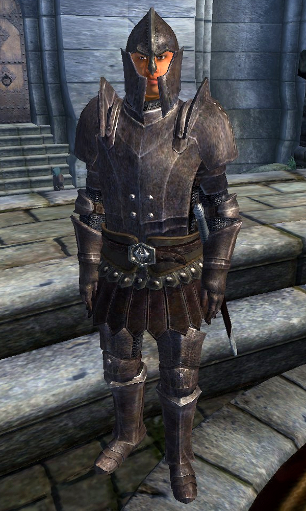 Imperial Prison Guard | Elder Scrolls | FANDOM powered by ...