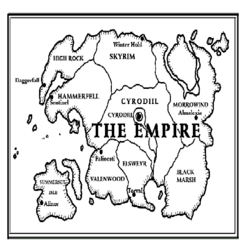 TESIII Map Empire