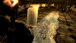 Dawnguard Elder scroll