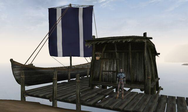 File:TES3 Morrowind - Ald Velothi - Sathas Rivul's Shack exterior.jpg