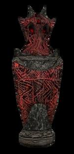 Ash Statue