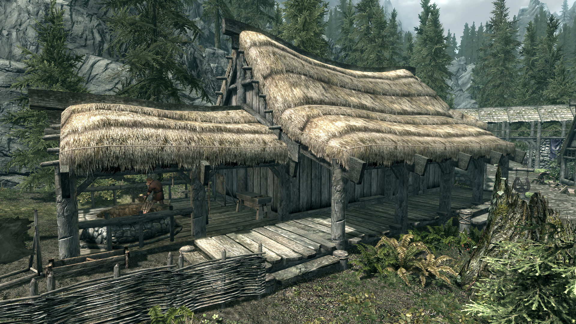 How To Start Building Houses In Skyrim