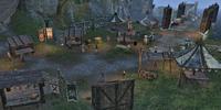Dockside Trading Stalls